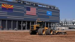 Intel breaks ground on $20 billion Arizona plants as U.S. chip factory race heats up