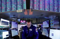 GLOBAL MARKETS-S&P 500 edges up, European shares slump amid Evergrande fears, US yields rise