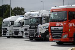 Britain looking at temporary measures to alleviate trucker shortage