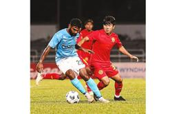 Selangor's Htet Aung aims to emulate his Brazilian idol