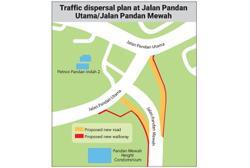 MPAJ to build two bridges to ease congestion in Pandan Mewah
