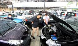 Used cars a hit among public as pandemic fuels demand
