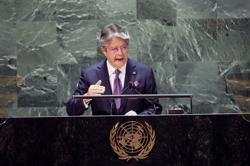 Ecuador's Lasso proposes economic reforms to reactivate economy