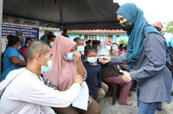 Covid-19: Almost 45% of eligible Orang Asli fully vaccinated, says Jakoa DG