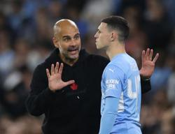 Soccer-City lack a 'weapon' like other teams, says Guardiola