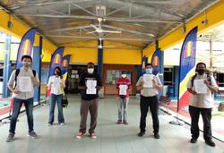 NGOs send memorandum to MPKL to oppose battery factory