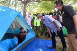 Be disciplined and practice SOP, MPSepang chief warns visitors to Bagan Lalang beach