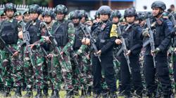 Indonesian military intensifies hunt for armed criminals in eastern provinces
