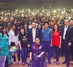 Striving towards a more inclusive Malaysia