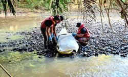 Body of second victim recovered in Padas River