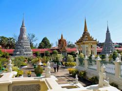 Cambodian PM says Covid-19 hits almost half of Buddhist pagodas in capital