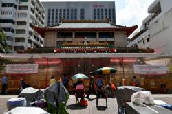 Singapore: Seniors discouraged from attending religious activities, no religious classes for kids until Oct 10