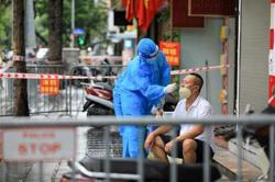 Vietnam logs 9,706 new Covid-19 cases, total now at 746,678; death toll at 18,400