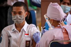 Indonesia reports 2,137 new Covid-19 cases, 123 new deaths