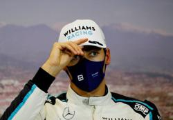 Motor racing-Russell's form shows Williams are not that bad, says Verstappen