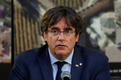 Catalan separatist leader to attend hearing in Italy on Oct. 4