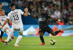 Soccer-Gueye's goal inspires PSG to Montpellier win