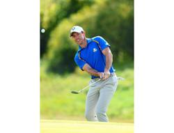 Out-of-form McIlroy dropped for foursomes