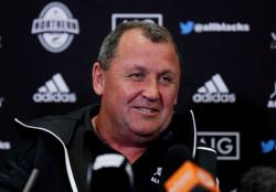 Rugby-Foster urges All Blacks to complete Rugby Championship grand slam