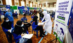 Covid-19 Watch: 83.1% of Malaysia's adult population fully vaccinated