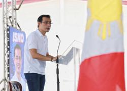 Once a scavenger and then an actor, popular Manila mayor Isko Moreno is now eyeing Philippines' presidency
