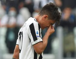 Soccer-Joy and tears for Dybala as Juventus beat Sampdoria in first home win
