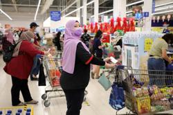 Think twice before panic buying, says officials in Brunei