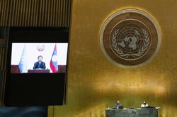 Laos PM calls for stronger international cooperation to address Covid-19 crisis