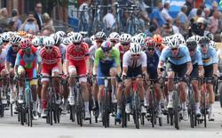Cycling-France's Alaphilippe retains men's world title in explosive fashion
