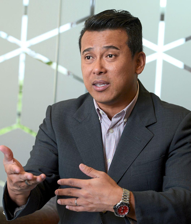 Spectrum Outdoor Sdn Bhd managing director Henry Low