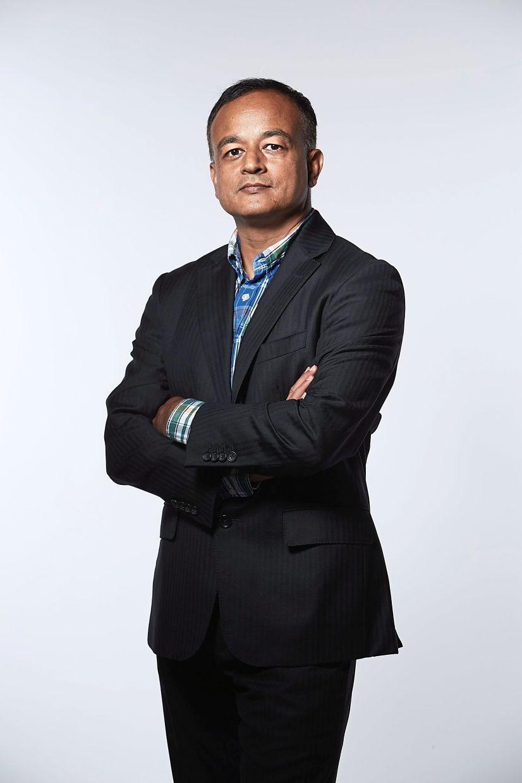 Entropia founder and senior partner Prashant Kumar