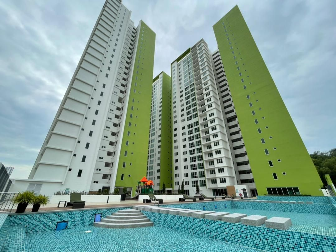 Emerald Residence is equipped with a host of condominium facilities.