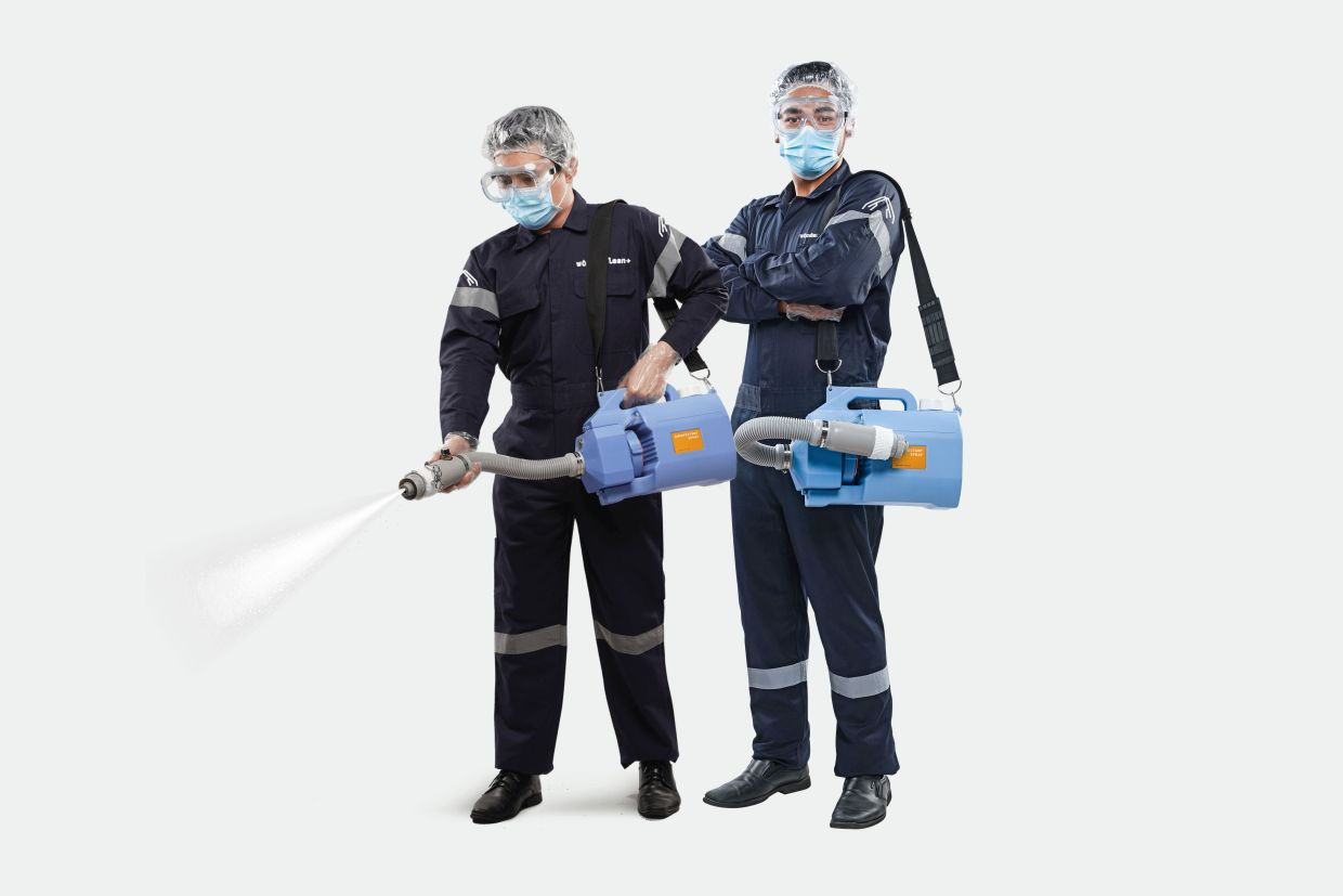 The brewer is also partnering with WonderKlean to provide full disinfection services within 48 hours for up to 100 schools with reported COVID-19 positive cases.