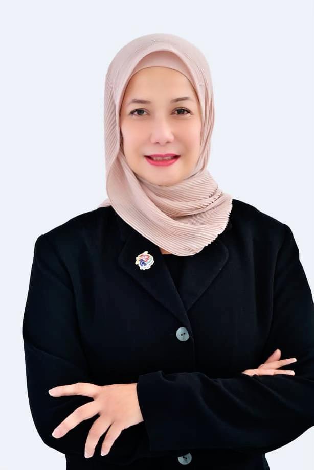 Hajjah Emmy Suraya Hussein, President, Malaysia Budget Hotel Association