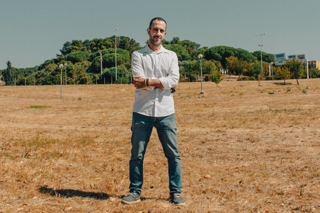 Rui Simão: 'The strategy is not only green, it's also brown.'