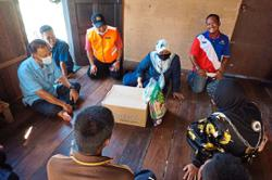 Food aid for Mersing folk in anticipation of monsoon