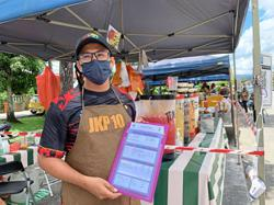 Temporary permits for 17 roadside traders in Selayang