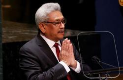 Sri Lanka aims to be net-zero emitter by 2050