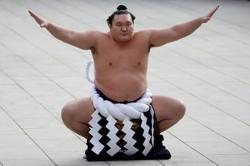 Sumo-Top-ranked Hakuho intends to retire - NHK