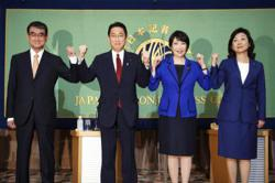 Polling shows vote for Japan prime minister set for runoff