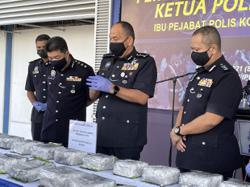 Indonesian man nabbed with RM1.7mil worth of drugs in two gunnysacks