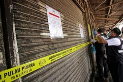 Covid-19: Pulau Tikus wet market and stalls closed until further notice