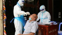 Cambodia reports 18 more Covid deaths and 839 infections