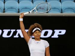 Tennis-Osaka feels the 'itch' to play again