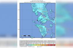 5.7-magnitude quake shakes Philippines' main island, says USGS