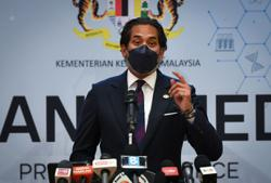 Fully vaxxed husbands allowed to accompany wives in labour room, says KJ