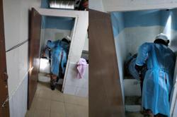 Expectant mum goes into premature labour in restaurant toilet, baby dies
