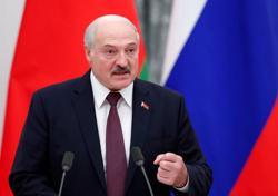 Belarus leader warns on NATO troops in Ukraine, migrant 'catastrophe'