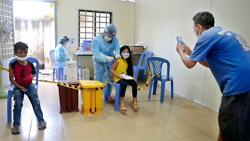 Cambodian Health Ministry: Covid-19 jab drive set to wrap up ahead of schedule