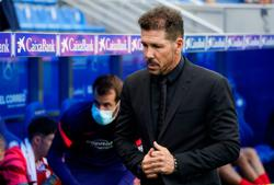 Simeone admits Atletico need to change after stuttering start to season